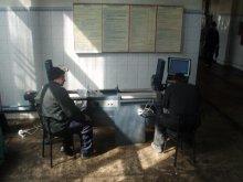 Техническое обслуживание оборудования производится на предприятии Заказчика